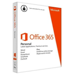 Office 365 personal (1 año)