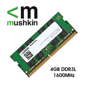 Memoria RAM DDR3L 4GB Mushkin laptop