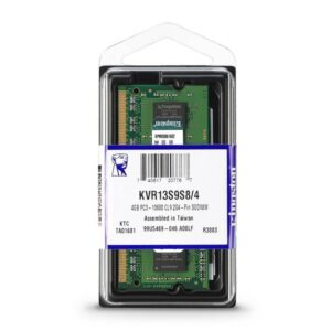 Memoria Ram DDR3 4GB Kingston laptop